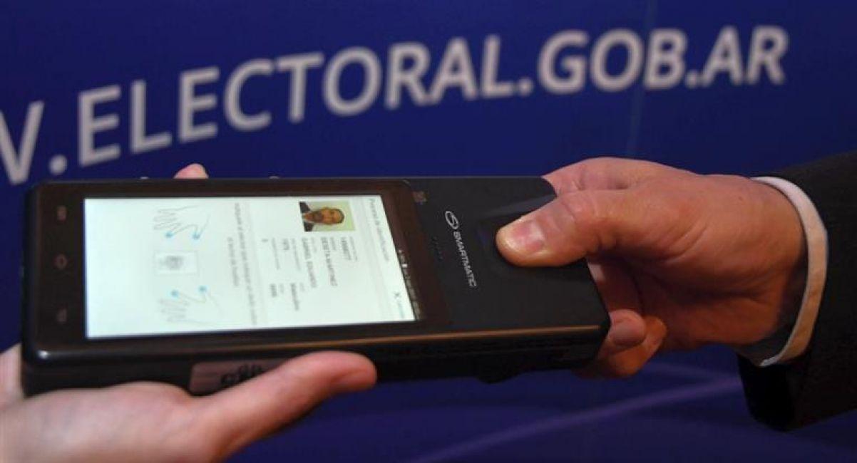 180970 en salta se usara el sistema de validacion biometrica para votantes fronterizos