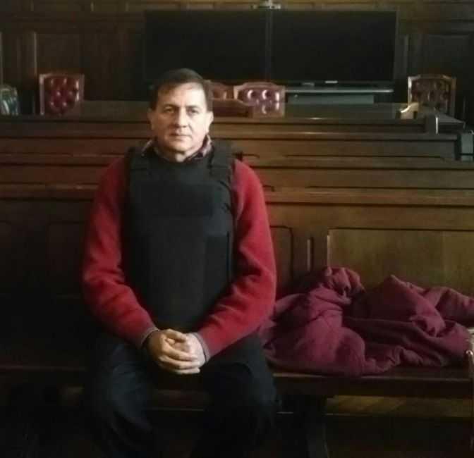 Juicio a Reynoso: Ingresó la causa Iván Cabezas