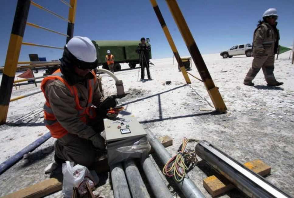 Minería: bajas regalías para la provincia