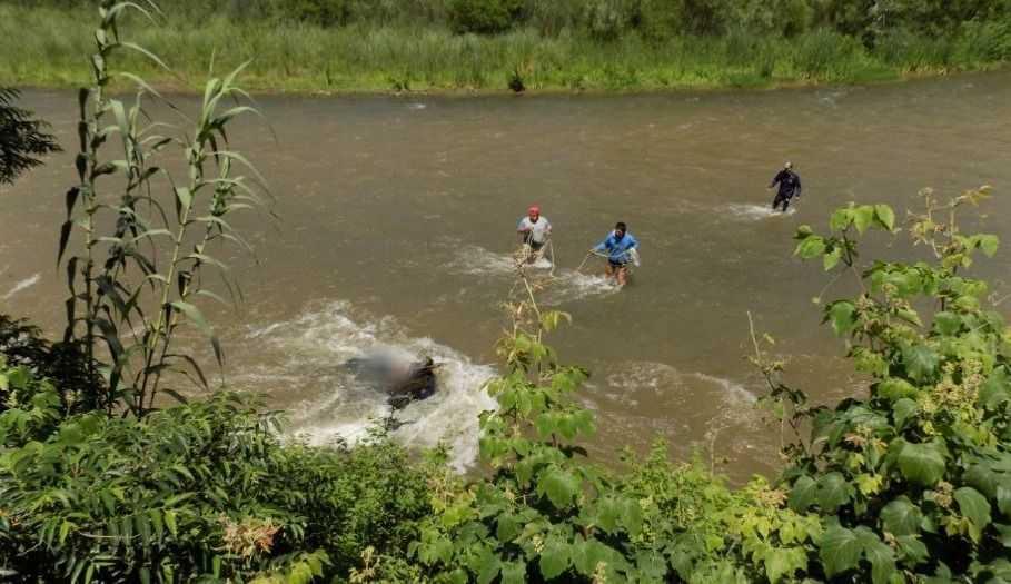 Encuentran a una persona sin vida en el río Juramento