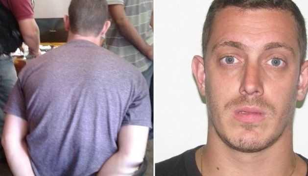 Detuvieron a uno de los hinchas acusados de atacar al micro de Boca